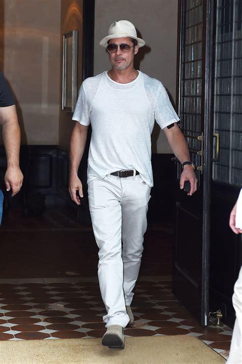 Brad Pitt Wardrobe by Brad Pitt Style Www Pixshark Images