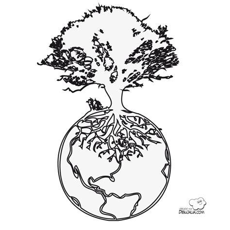 imagenes faciles para dibujar del medio ambiente conservacion del medio ambiente dibujos imagui