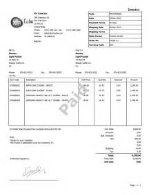 invoices templates invoice template