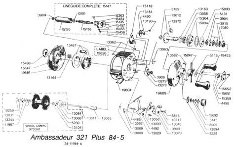 abu garcia reel parts diagram abu garcia revo sx spinning reel schematics abu garcia