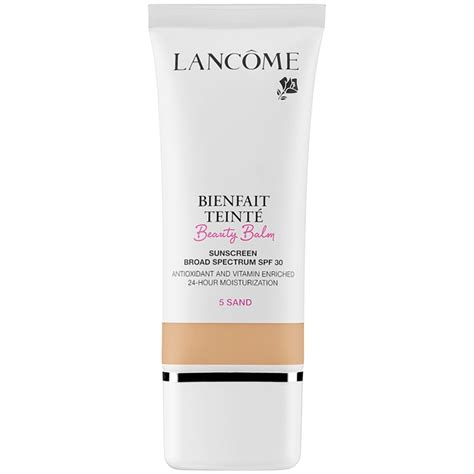 lancome bienfait teinte balm bb for fall