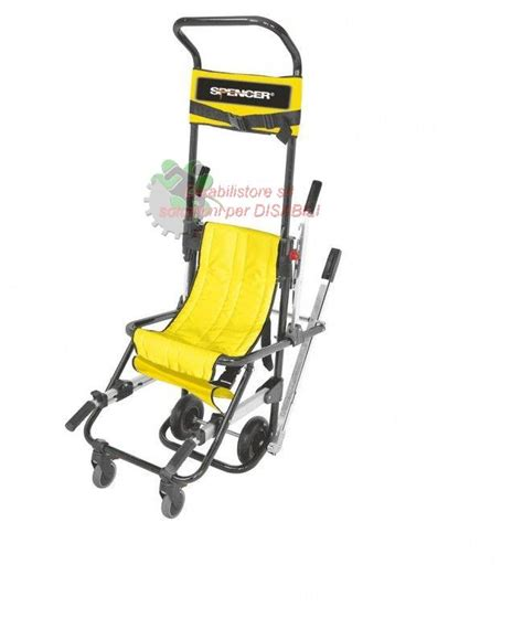 sedia di evacuazione sedia di evacuazione pro skid e ausili per disabili e