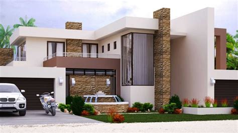 house pkans modern style house plan 4 beds baths sq ft plan house m497d nethouseplans
