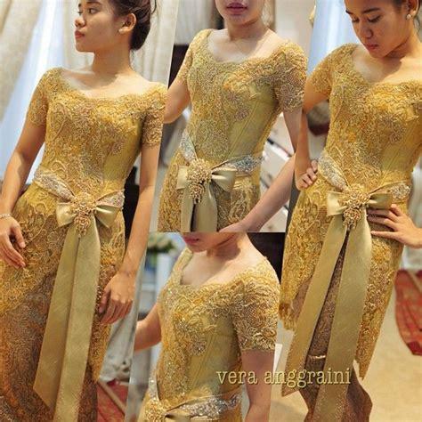 Baju Pengantin Hitam Wedding Gown Brokat Emas Gaun Pengantin Murah 17 Best Images About Trend Kebaya Modern On