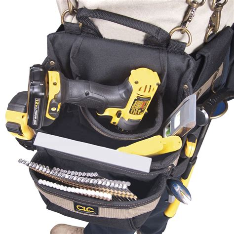 tool belt setup clc custom leathercraft 1614 20 pocket heavy duty framers