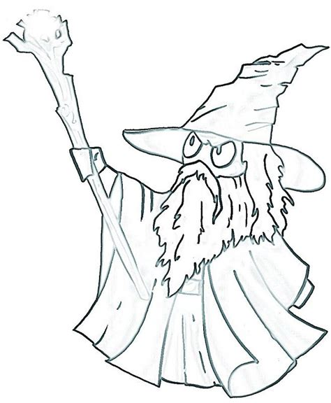 middle earth coloring pages gandalf the hobbit coloring pages middle earth free