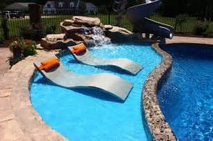 fiberglass pool with tanning ledge search