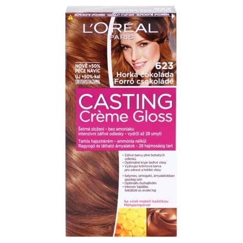 loreal hair color shades l or 201 al creme gloss hair color notino co uk