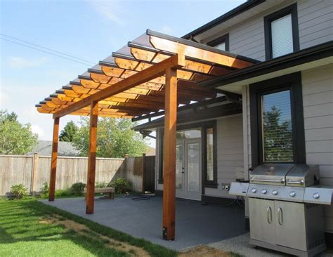 clear pergola cover 17 best images about patio on gardens pits and patio ideas