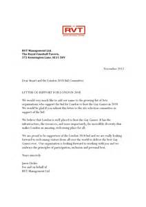 royal vauxhall tavern back the bid letter of support