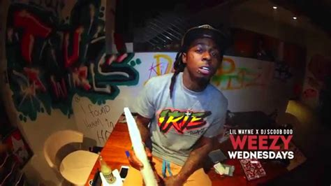 lil wayne smoking section weezy wednesdays episode 8 preparing for 420 youtube