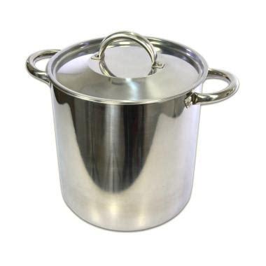 Panci Steamer Supra 28cm jual panci kitchen well terbaru harga murah blibli