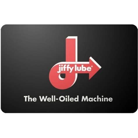 Jiffy Lube Gift Card - jiffy lube 50 gift card for only 42 5 free shipping pre owned paper card ebay