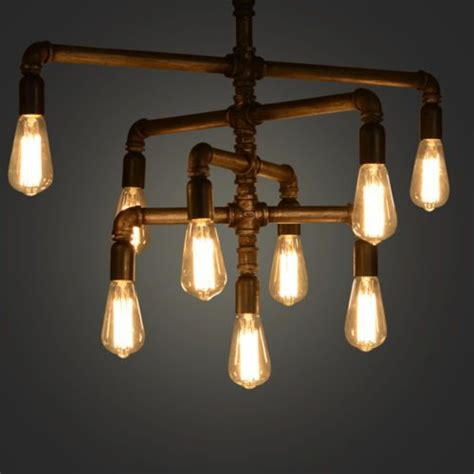 25 best ideas about pipe lighting on