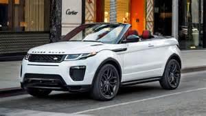 2016 range rover evoque convertible la