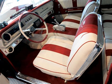 Classic Auto Interiors by Avenged Car Chevrolet Impala Interior Picture Guide