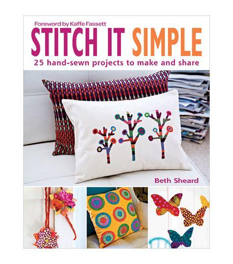 simple picture books stitch it simple book jo