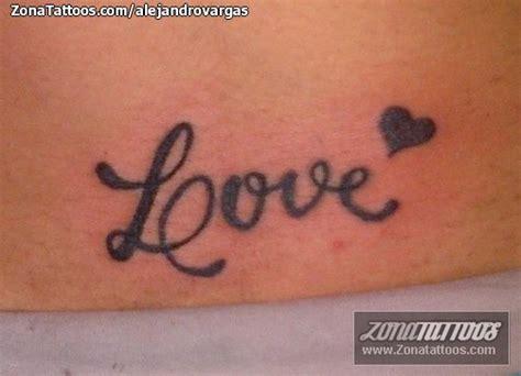 imagenes tatuajes love tatuaje de love letras