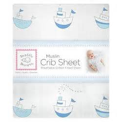 Muslin Swaddle Blankets Ships Ahoy Pastel Blue Set Of 4 swaddledesigns 3pk muslin baby bib set ships ahoy target