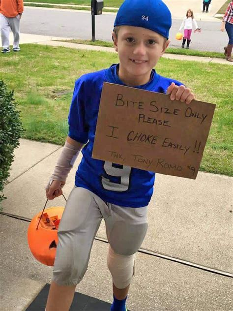 Best Meme Costumes - the funniest best nfl halloween costumes of 2015 daily