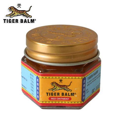 Tiget Balm Balsem 100 original 19 4g tiger balm ointment thailand painkiller ointment ebay