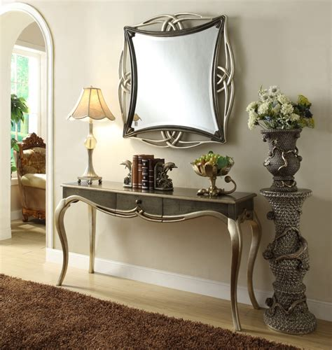 adele mirror  console home living