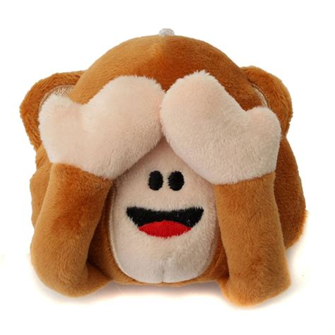 Home Decor At Wholesale Prices by Monkey Emoji Emoticon Throw Plush Stuffed Toy Doll Decor Gift Sale Banggood Com Sold Out