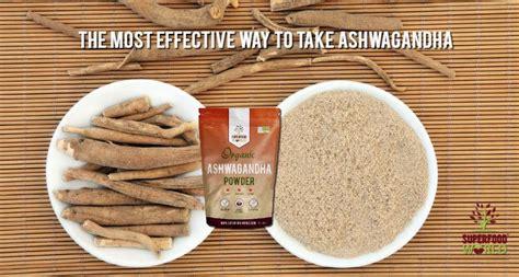 best way to take spirulina the most effective way to take ashwagandha superfood