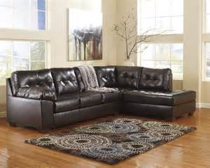 Rent A Center Sofas Buy Alliston Durablend 174 Chocolate Laf Sofa And Raf