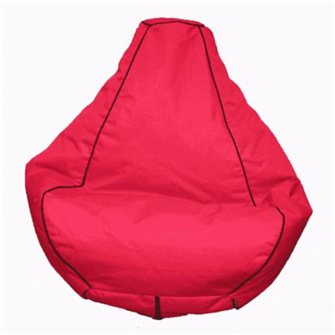 bean bag couch target 89 was 149 studio premium canvas bean bag red target