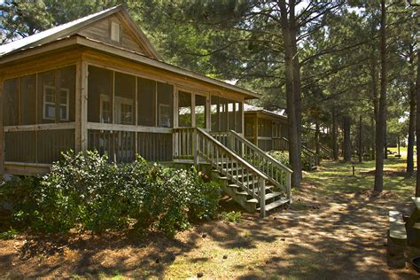 palmetto shores resort cabin rental on lake marion