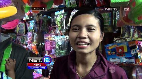 Toko Libur libur lebaran toko mainan di cimahi ramai pembeli net12