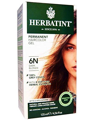 Freeo Sirsak Permented Herbal free shipping herbatint permanent herbal haircolour gel 4 56 ounce 11street