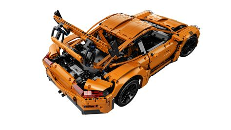 Porsche Lego Technic by Lego Announces Technic Porsche 911 Gt3 Rs Complete With