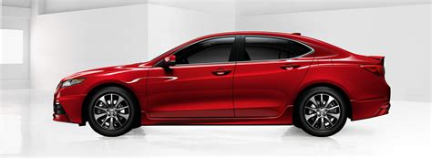 heighten your 2017 acura tlx experience with the gt package