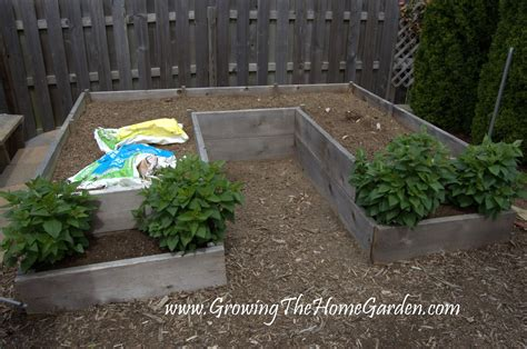 Raised Bed Vegetable Garden Layout Vegetable Garden Layout Raised Beds The Garden Inspirations