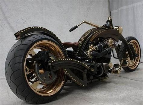 Barro Harley Chopper Wordlesstech