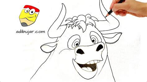 imagenes de toros para dibujar a lapiz ferdinand c 243 mo dibujar a ferdinand toro a l 225 piz f 225 cil
