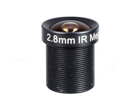 Fixed Lensa Cctv 2 1mm 2 8 mm m12 lens lens ir cut filter