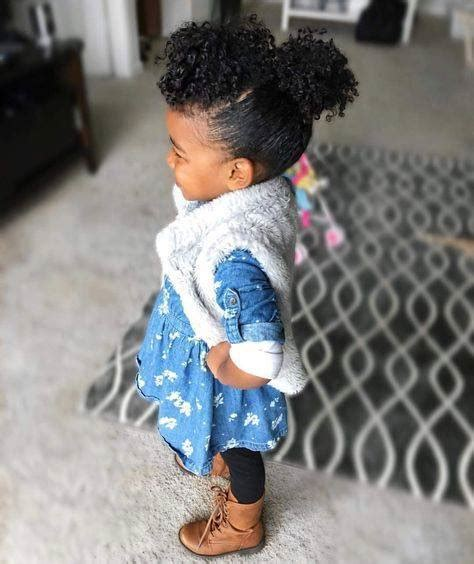 Wedding Hairstyles For Black Toddlers by 21 Adorable Toddler Hairstyles For Hair