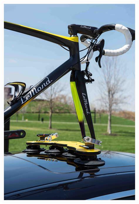 transport your lemond with a lemond bike rack bikerumor