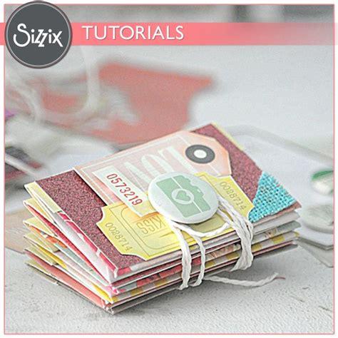 tutorial scrapbook akordion 25 best ideas about mini albums on pinterest mini