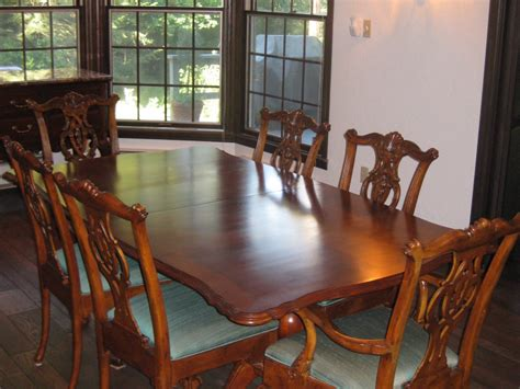 Drexel Heritage Dining Room Table Drexel Heritage Dining Room Set 3 500 Sewickley Pa Patch