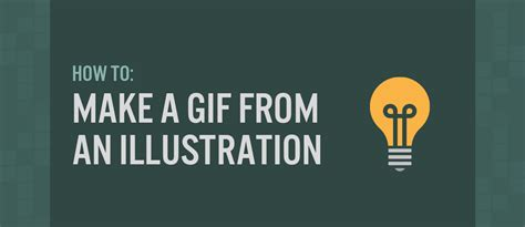 how to make a gif your background tutorial how to make a gif from an illustration