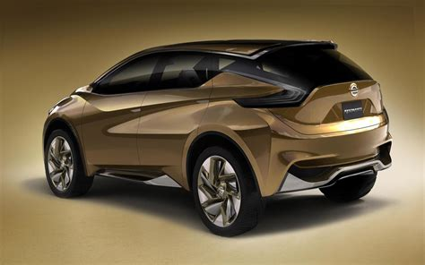 nissan crossover 2014 2014 nissan resonance crossover concept image photo 6 of 11