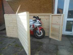 Motorcycle Shed Motorcycle Shed