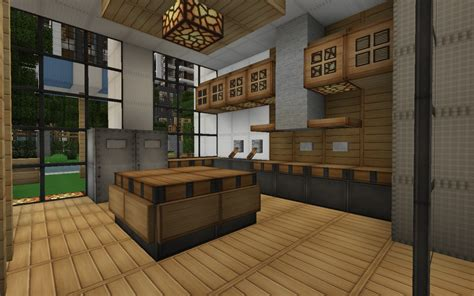 Kitchen Ideas For Minecraft Minecraft Kitchen Ideas 08 Minecraft Ideas Minecraft Modern Kitchens And
