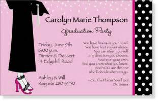 graduation invitation ideas theruntime