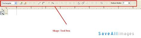 how to join curves in coreldraw x6 use of the shape tool in coreldraw knowledge base