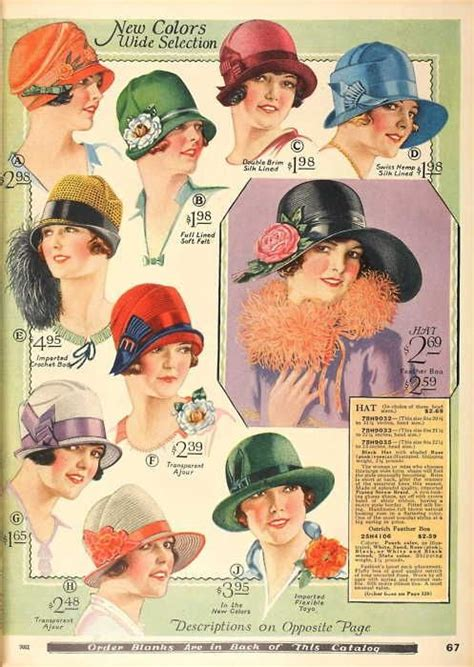 1930s hat styles 1930s fashion advertisements